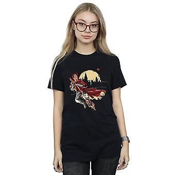 Harry Potter Women's Quidditch Seeeker Boyfriend Fit T-Shirt