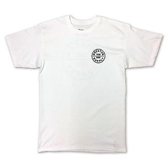 Juramento de Brixton camiseta blanco