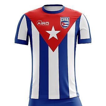 Cuba Home Concept Voetbalshirt 2020-2021