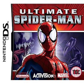 Ultimate Spider-Man (Nintendo DS)-fabriken förseglad