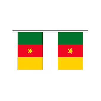Kameroen Bunting 6m 20 vlag