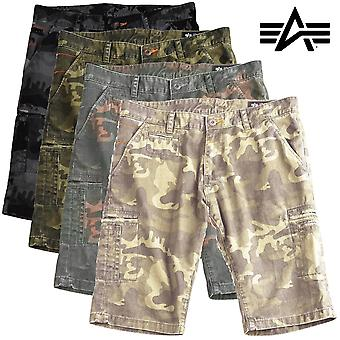 Alpha industries dek shorts camouflage