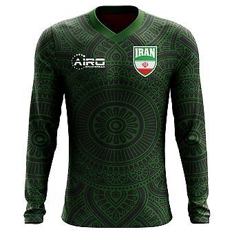 2018-2019 Iran Long Sleeve Third Concept Football Shirt