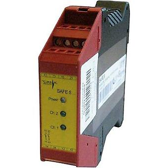 Serial device SAFE 5 Riese Operating voltage: 24 V DC, 24 V AC 2 makers 1 pc(s)