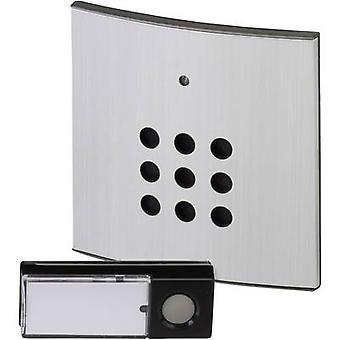 Draadloze deurbel compleet instellen Heidemann 70821 HX stijl