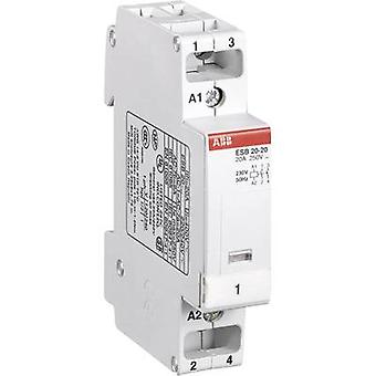 ABB ESB 40-40 ContactOr 4 fabricantes 3.7 kW 230 V AC 22 A 1 ud(s)