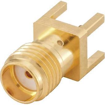 Rosenberger 32K101-400L5 SMA connector Socket, vertical vertical 50 Ω 1 pc(s)
