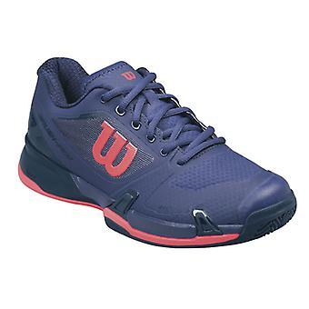Clay Wilson Rush Pro 2.5 court WRS323040 bleu astral aura/soirée féminin