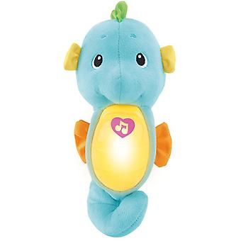 Fisher Price Blue Soothe and Glow Seahorse