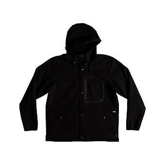 Quiksilver Night Tides Jacket in Black