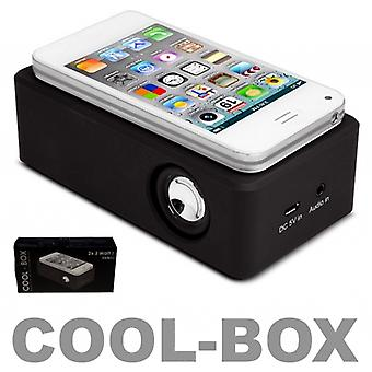 Cool-Box Draadloze S-link Speaker