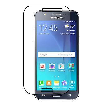 Härdat glas skärmskydd Samsung Galaxy J5 transparent