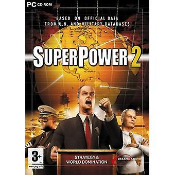 Super Power 2 (PC CD)-fabriken förseglad