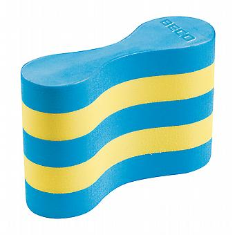 BECO Pull Buoy Large - Blue/Yellow