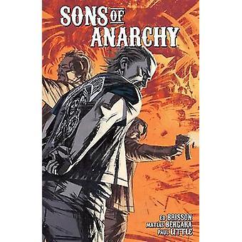Sons of Anarchy - Vol. 4 av Ed Brisson - Matias Bergara - Kurt Sutter