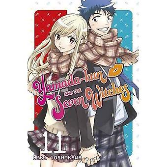 Yamada-Kun & sette streghe 11-11 da Miki Yoshikawa - 97816323614