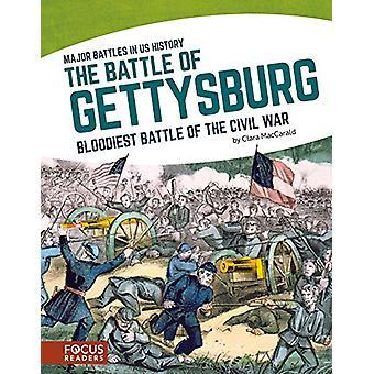 De slag bij Gettysburg - bloedigste slag van de Amerikaanse burgeroorlog door Clara
