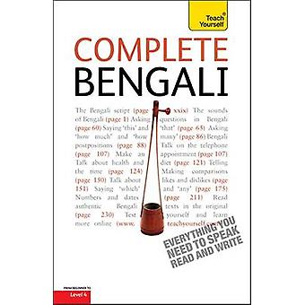 Complete Bengali Beginner to Intermediate Course - (Book and Audio Sup