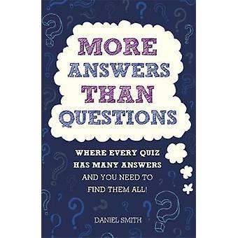 Fler svar än frågor - där varje frågesport har många svar och Yo