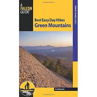 Randonnées d'une journée plus facile des montagnes vertes (série randonnées d'une journée plus facile)