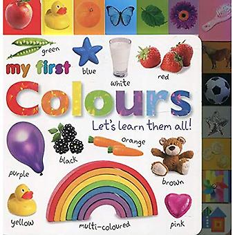 Mijn eerste kleuren laten we ze leren alle
