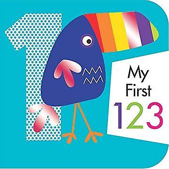 Mitt första 123