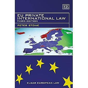 EU Private International Law (Elgar European Law Series)