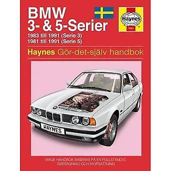 BMW 3 - & 5-Seryer (81-91)