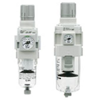 SMC Aw40 5 Um G 1/2 Fr Assembly, 1 Mpa, 1/2 In