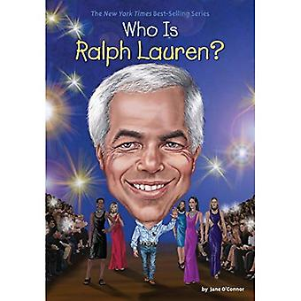 Who Is Ralph Lauren? (Who Was...? (Hardcover))