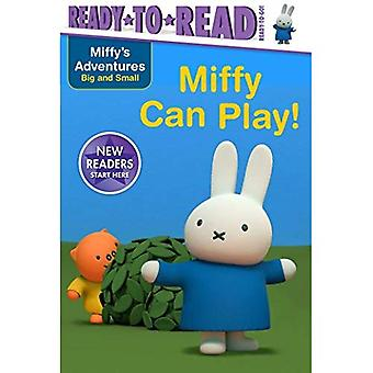 Miffy Can Play! (Miffy's Adventures Big and Small)