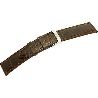 Morellato جلدية سوداء حزام سيدات براون فقاعات 20 مم A01X2269480032CR20