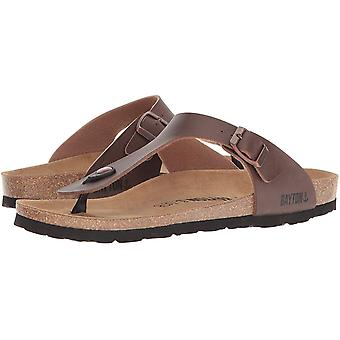 Bayton Mens Mercure Slip On Open Toe Flip Flops