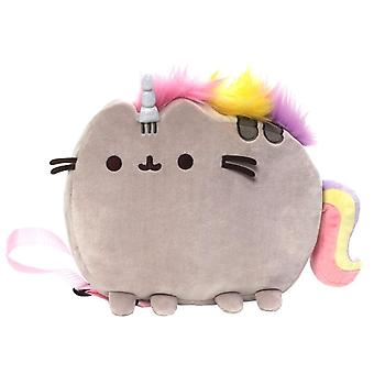 Pusheenicorn Plush Novelty Backpack
