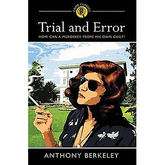 Trial and Error by Anthony Berkeley - 9781784283902 Book