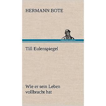 Till Eulenspiegel by Hermann Bote - 9783847244400 Book