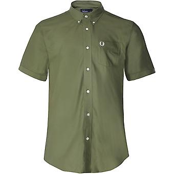 Fred Perry Relaxed Fit Classic Oxford Shirt M6601 H94