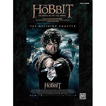 The Hobbit -- The Battle of the Five Armies - Easy Piano Selections fr