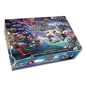 White Wizard Games Star Realms Frontiers Board Game