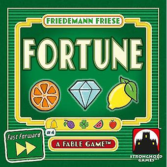 Stronghold Games Fortune Board Game