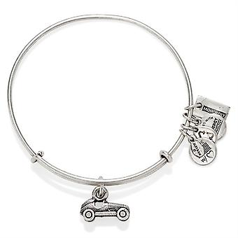 Alex and Ani MONOPOLY Car Silver Bangle AS14HAS01RS