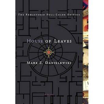House of Leaves by Mark Z Danielewski - Johnny Truant - 9781417709045