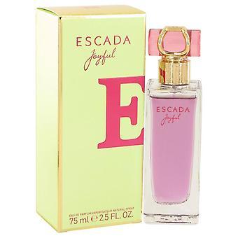 Escada joyful eau de parfum spray von escada 515515 75 ml