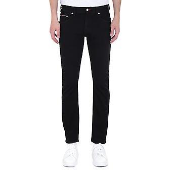 Tommy Hilfiger Slim Fit Bleecker Schwarze Jeans