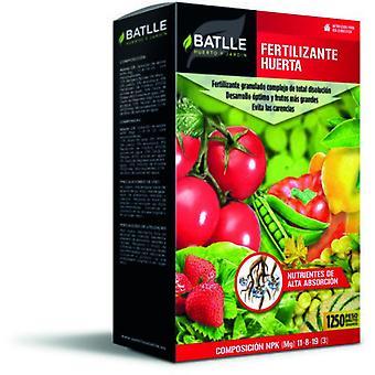 Batlle Huerta fertilizzante 1250G Box (Giardino , Altrui)