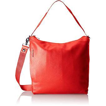 Mandarin Duck Mellow Red Woman Strap Bag/Lacquer 10x21x28.5 cm (B x H x T)(3)