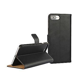 Boîtier portefeuille simple pour iPhone 6+