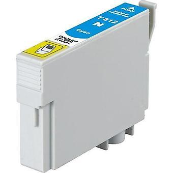 81N cyaan compatibele inkjetcartridge