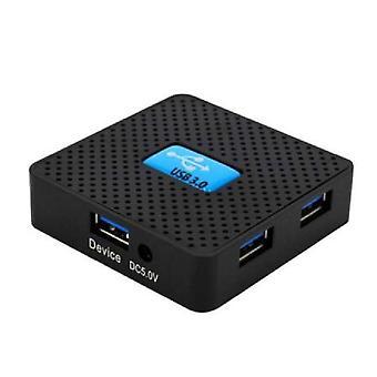 5V 2.5A電源アダプター付きのアストロテック5ポートUsb3.0ハブ