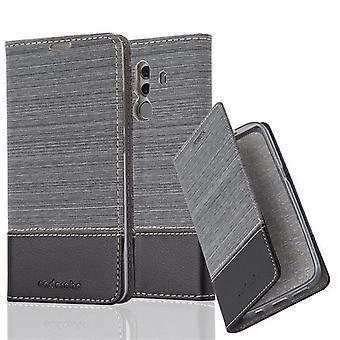 Cadorabo Hülle für Huawei MATE 10 PRO Case Cover - Handyhülle mit Magnetverschluss, Standfunktion und Kartenfach – Case Cover Schutzhülle Etui Tasche Book Klapp Style